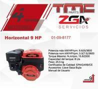 Tmc Horizontal Tmc 9 Hp