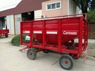 Tolva Centenario Cerealera 4 A 5Tn Semillera Grano
