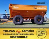 Tolva Comofra Innova 35.000 Lts
