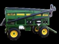 Tolva Semilla Y Fertilizante Jm Industrias Md 8 Tn
