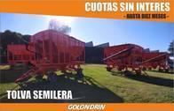 Tolva Semillas Y Fertilizantes-Cuotas Sin Interes. 14Tn