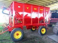 Tolva Semillas Y Fertilizantes Agro Fénix 10 Tn