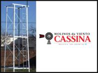Torre Galvanizada Cassina P/ Tanque Domiciliario
