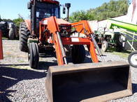 Tractor Agrinar T 130 Con Pala