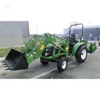 Tractor C/ Pala Incluida Para Granjas Avicolas