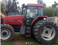 Tractor Case Maxxum 150 Año 2004