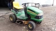 Tractor Corta Cesped John Deere La125