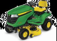 Tractor Cortacesped John Deere X350