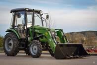 Tractor Chery 80 Hp D/tracción Opcion Pala Cargadora