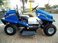 Tractor De Jardin New Holland New Blue