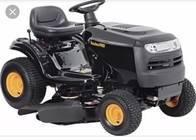 Tractor De Jardin Poulan Pro 17,5 Hp