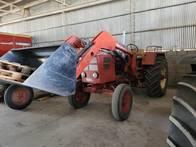 Tractor Fahr 77/78 Año 1986