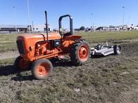 Tractor Fiat F-450