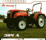 Tractor Hanomag 304 A Arequito