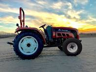 Tractor Hanomag 600 A
