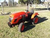 Tractor Hanomag Stark Parquero