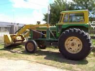 Tractor John Deere 3140 Con Pala Cargadora