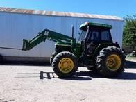 Tractor John Deere 6405 Dt. Con Pala Frontal