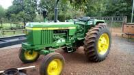 Tractor John Deere 2730 - Año: 1990