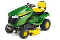 Tractor John Deere X350