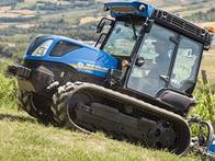 Tractor New Holland Tk4.100