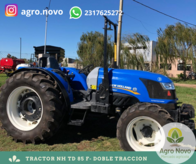 Tractor New Holland 85 Hp