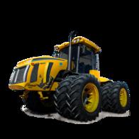 Tractor Pauny Bravo 780Ie