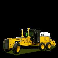 Tractor Pauny Motoniveladora Ma 180