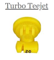 Turbo Teejet Abanico Plano Semi-Antideriva