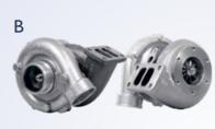 Turboalimentadores Biagio Turbo Bbv 100Jt