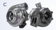 Turboalimentadores Biagio Turbo Bbv 113Bt