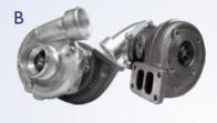 Turboalimentadores Biagio Turbo Bbv 267Bt