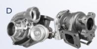 Turboalimentadores Biagio Turbo Bbv 267Gt