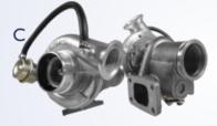 Turboalimentadores Biagio Turbo Bbv 30W2