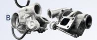 Turboalimentadores Biagio Turbo Bbv 35W4