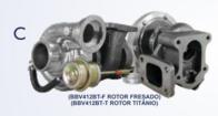 Turboalimentadores Biagio Turbo Bbv 412Bt-T
