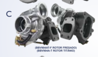 Turboalimentadores Biagio Turbo Bbv 904At-T