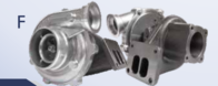 Turboalimentadores Biagio Turbo Bbv 906Bt