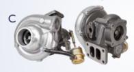 Turboalimentadores Biagio Turbo Bbv 100Xwa
