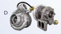 Turboalimentadores Biagio Turbo Bbv 101Xft