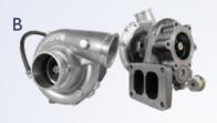 Turboalimentadores Biagio Turbo Bbv 121Xet