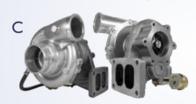 Turboalimentadores Biagio Turbo Bbv 121Xft