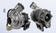 Turboalimentadores Biagio Turbo Bbv 134Xat
