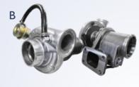 Turboalimentadores Biagio Turbo Bbv 30W3