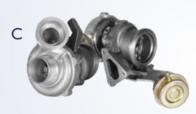Turboalimentadores Biagio Turbo Bbv 611Bt