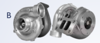Turboalimentadores Biagio Turbo Bbv 084Gt