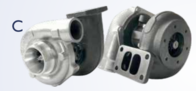 Turboalimentadores Biagio Turbo Bbv 100Mt