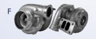 Turboalimentadores Biagio Turbo Bbv B7R