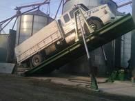 Volcadora Hidraulica, Pvh Caseros, Descarga Camiones