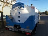 Tanque Atmosférico Para Baños Quimicos Conbinado D Y D